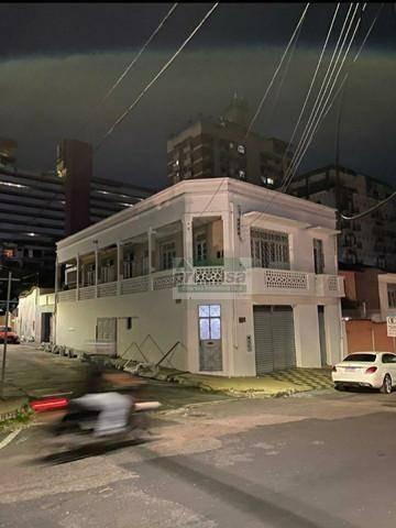 Prédio Com 8 Dormitórios À Venda, 404 M² Por R$ 1.300.000,00 - Centro - Manaus/am - Ca4082