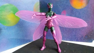 Habro Marvel Legends Superior Foes Of Spiderman Beetle 6
