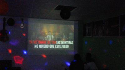 Bar Karaoke Permisos Al Día