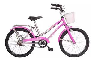 Bicicleta Futura 5214, Rodado 20, Paseo Lujo