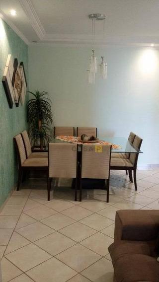Apartamento Residencial À Venda, Catharina Zanaga, Americana. - Ap0137