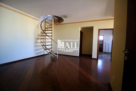 Cobertura Com 4 Dorms, Vila Redentora, São José Do Rio Preto - R$ 698.000,00, 300m² - Codigo: 4446 - V4446