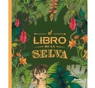Clásicos Infantiles El Libro De La Selva