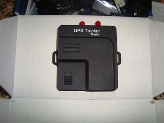 Gps Tracker Master Dual Sim Rastreador Sd Card