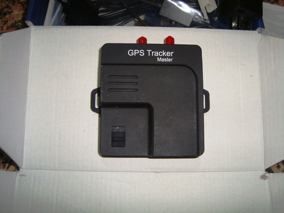 Gps Tracker Master Dual Sim Rastreador Sd Card