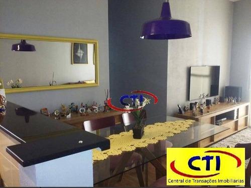Imagem 1 de 14 de Apartamento Com 3 Dormitórios À Venda, 64 M²  Assunção - São Bernardo Do Campo/sp - Ap3215