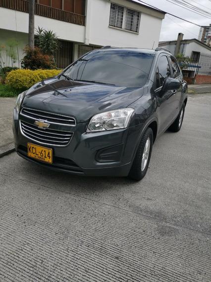 Chevrolet Tracker 2016 Ls 2016