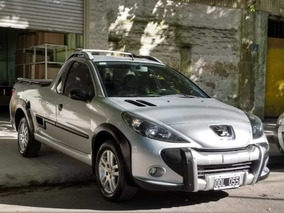 Peugeot Hoggar Escapade 1,6 16v Año 2015