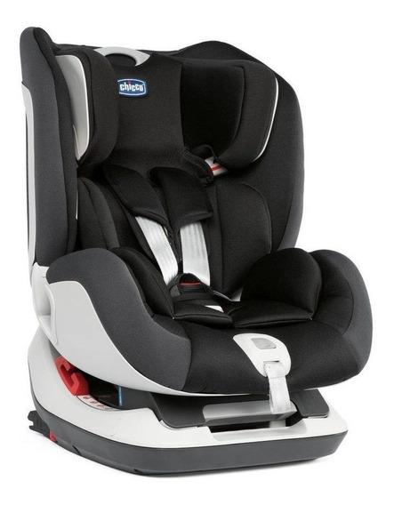 Cadeira Auto Seat Up 12 - Jet Black - Chicco - Preto