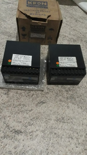 Dois Medidores De Energia Transdutor Digital Mult-k 05