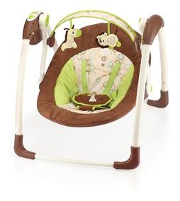 Cadeira De Descanso E Balanço Automático 5 Velocidades 6519