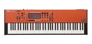Vox Continental 73 Organo Piano Drawbars Con Pie