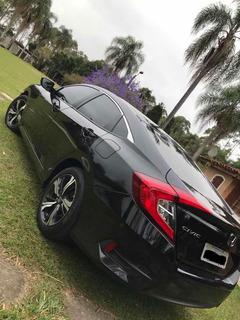 Honda Civic 2018 2.0 Ex Flex Aut. 4p
