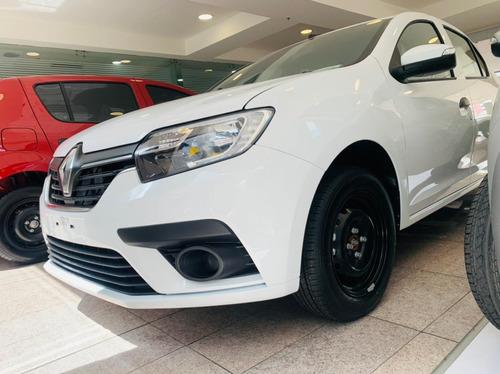 Logan Servicio Especial 2022 Renault Listo Para Trabajar