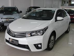 Toyota Corolla Altis Automatico Flex 2017