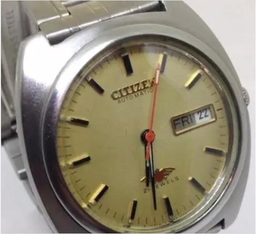 Relógio De Pulso Citizen Masculino T07376 Automatic Webclock