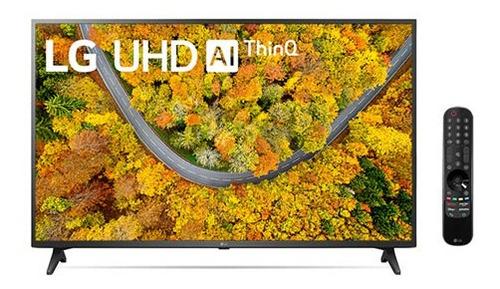 Imagem 1 de 9 de Smart Tv 4k LG Led 50  Thinq Ai, Google, Alexa - 50up7550psf