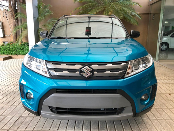 Suzuki Vitara 2017 Full Llave Inteligente Push Bottom