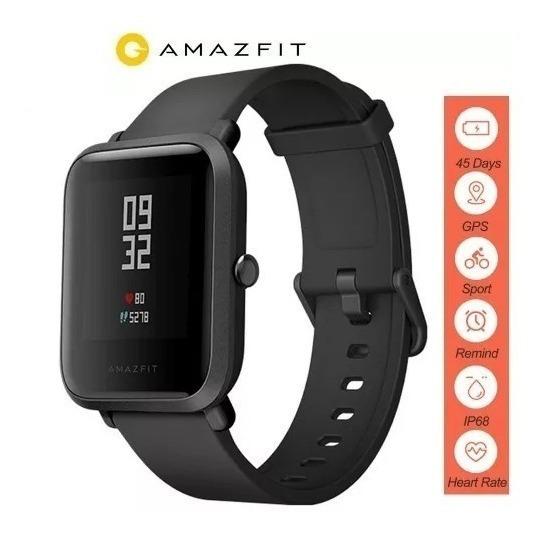 Relógio Android Bip Xiaomi Global Bluetooth Gps Original