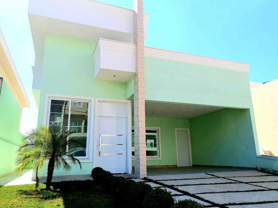 Casa Nova Cond. New Ville - Oportunidade R$830 Mil