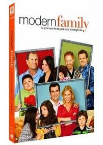 Modern Family Temporada 1 Serie De Tv En Dvd
