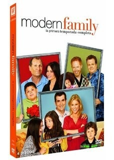 Modern Family Temporada 1 Serie De Tv En Dvd