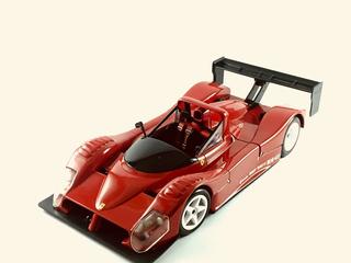 Auto Escala 1:18 Ferrari 333sp Hot Wheels Elite Diecast