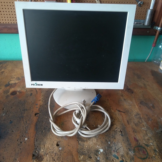 Monitor Proview Lp 517 Lcd 15