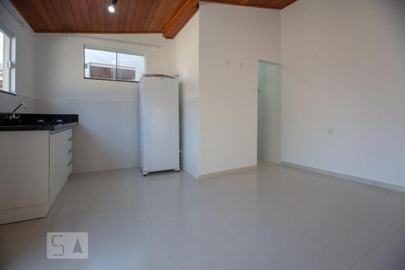 Apartamento No 1º Andar Com 1 Dormitório - Id: 892967919 - 267919