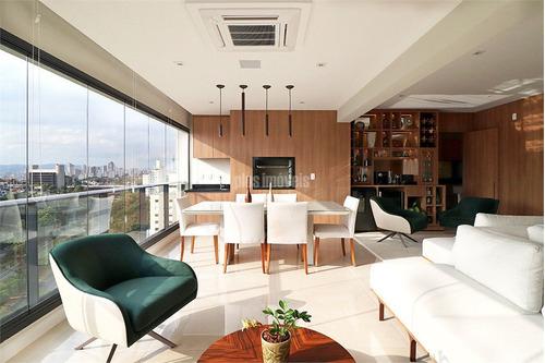 Imagem 1 de 15 de Excelente Apartamento Em Pinheiros - Pj54841