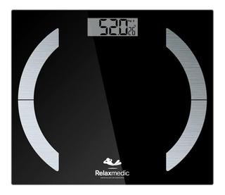 Balança corporal digital Relaxmedic Elegance App