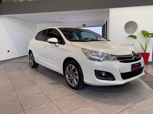 Citroen C4 Lounge 1.6 Thp Feel At6 Modelo 16
