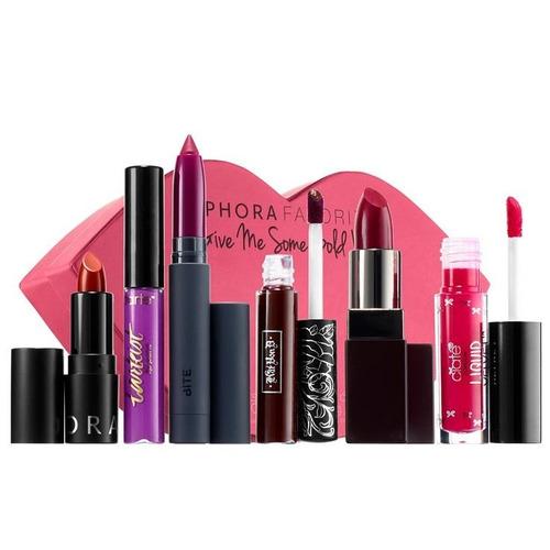 Kit Batom Favorites - Give Me Some Bold Lip
