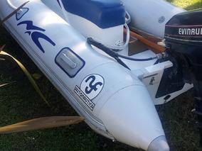 Autonautica Nyc Sr28 Gomon Semirigido Auxiliar