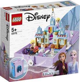 Lego Disney Princess- Cuentos E Historias: Anna Y Elsa 43175