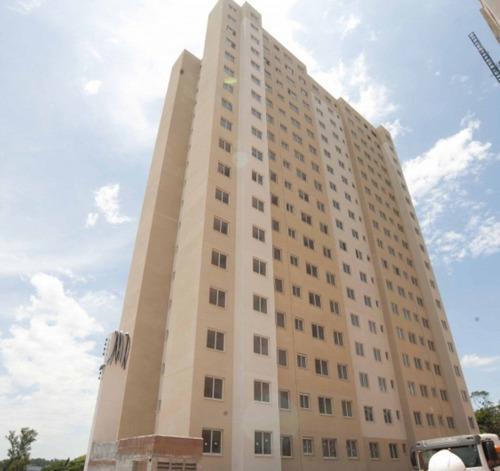 Apartamento Residencial Para Venda, Fazenda Caguaçu, São Paulo - Ap7328. - Ap7328-inc