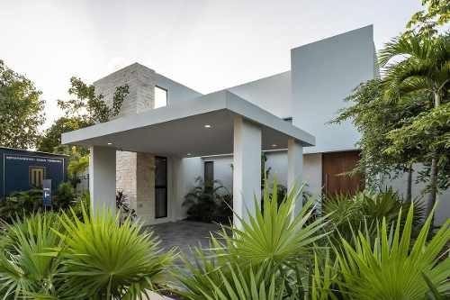 Casa En Pre-venta En Playa Del Carmen