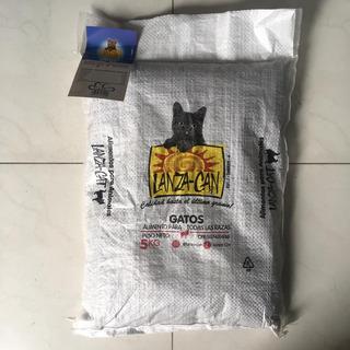 Gatarina Lanza Cat Saco 5kg Gatos Tienda Fisica