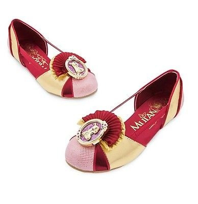 Sapato Princesa Mulan Original Da Loja Disney P/entrega