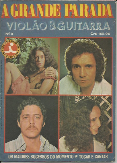 Revista Violão & Guitarra Nº 09 - A Grande Parada