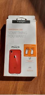 Capa Case Spigen Ultra Hybrid iPhone Xr