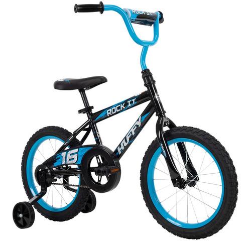 Bicicleta Huffy 16 PuLG Rock It + Tienda Fisica Las Mercedes