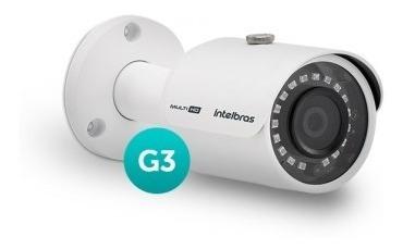 Camera Infra Multi Hd Intelbras Cftv 1080p 30ir Vhd 3230 3.6