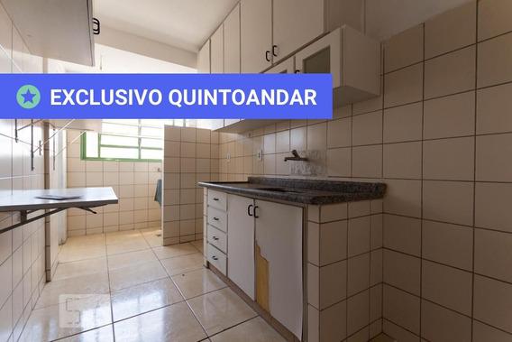 Apartamento No 2º Andar Com 2 Dormitórios E 1 Garagem - Id: 892948305 - 248305