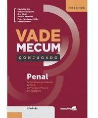 Vade Mecum 2020 Saraiva Conjugado 2020/19 Penal - 2ª Edição
