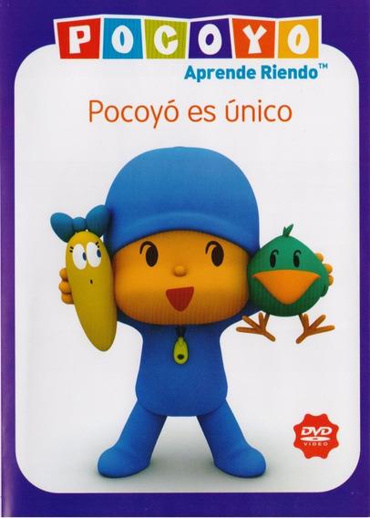 Pocoyo Aprende Riendo Pocoyo Es Unico Serie Dvd