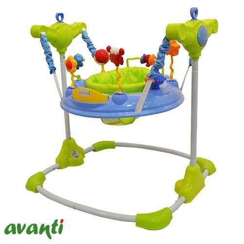 Gimnasio Centro Actividades Jumper De Pie Avanti Sea Animals