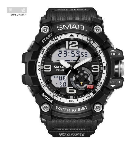 Relógio Smael Masculino Original