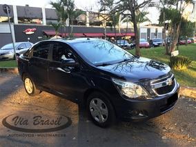 Chevrolet Cobalt 1.8 Lt Automatico 2015 Muito Novo Impecável