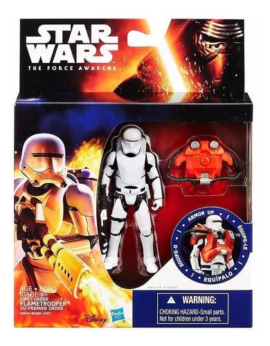 Imagem 1 de 3 de Star Wars The Force Awakens Armor Up 1st Order Flametrooper